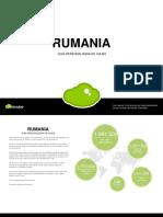 Guía Rumanía