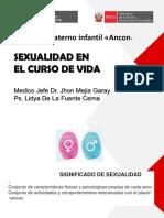 Atencion Sexualidad en Niñez y Adolescencia Modulo II -Completo