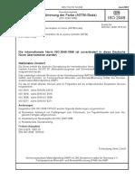[DIN ISO 2049_2001-06] -- Mineralölerzeugnisse - Bestimmung Der Farbe (ASTM-Skala) (ISO 2049_1996)