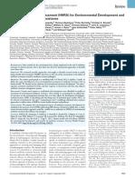Human Health Risk Assessment (HHRA) for Environmental Development and Transfer of Antibiotic Resistance
