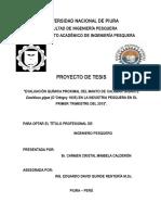 Proyecto (Levantamiento Observaciones)Karmen Mimbela Bromatologia Pota