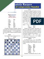 22- Korchnoi vs. Karpov