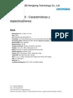 Doogee S90 Caracteristicas y especificaciones 1.docx