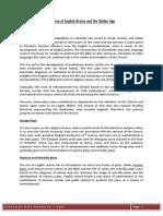 English Drama Download in PDF