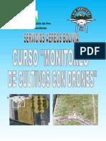 DRONES CULTIVOS