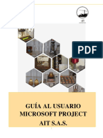 Manual de Microsoft Project AIT S.a.S.