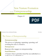 266208518-Chapter-10-Managing-New-Venture-Formation-and-Entrepreneurship-ppt.ppt