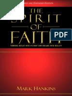 The Spirit of Faith by Mark Hankins