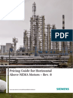 Siemens Pricing Guide Horizontal ANEMA ANSP-60000-0211 R0