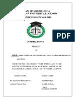 Fd Jurisprudence