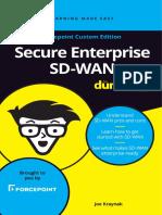eBook Secure Enterprise Sd-wan for Dummies