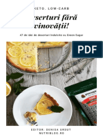 e Book Deserturi Fara Vinovatii