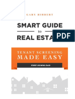 Smart Guide to Real Estate Tenant Screening Made Easy