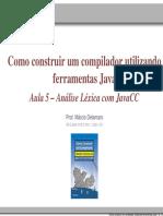 Como Construir Um Compilador Utilizando Ferramentas Java(7)