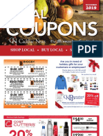 Local Coupons November 2019