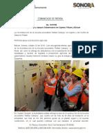 23-10-19 Entrega obras y apoyos Gobernadora en Cajeme, Pótam y Bácum