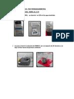 Procedimiento de Dosaje de Farmacos Por Permanganimetria