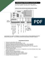 Manual Central UB MRI Preset - DIP