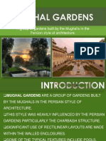 Lecture-4 Mughal Gardens
