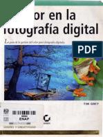 El color en la fotografía digital