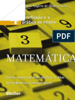 Reflexao e Pratica de Ensino Matematica