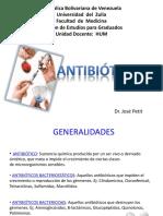 Antibioticos ultimo