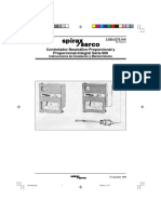 Controlador Neumático Proporcional y Proporcional-Integral - Serie 600