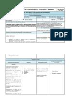 Plan de Destrezas Con Criterio de Desempeño 2015-16