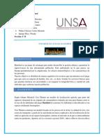 Informe Del Juego Banished 1,2,3 y4 y 5