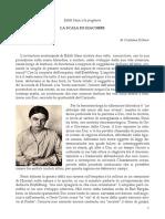 9b. Dobner - Edith Stein e La Preghiera- Scala Giacobbe