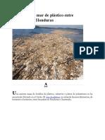 BASURA DE PLASTICO EN GUATEMALA