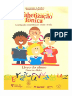 Alessandra G. Seabra, Fernando Capovilla - Afabetização fônica (Livro do aluno)