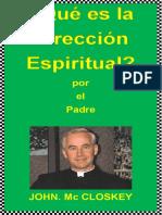 eBook-Qué Es La Dirección Espiritual