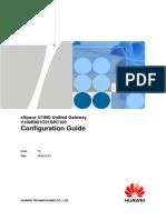 eSpace U1960 Unified Gateway V100R001C01SPC100