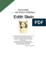 0. EDITH STEIN -Grandi Spiriti Femminili