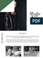 Isabelsanchis Media Kit Mod Final