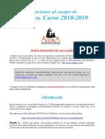 Memoria Maestros 2019