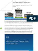 Cisco Catalyst 9000 1.1