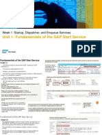 Managing ABAP Systems - UNIDAD 1 - OPENSAP