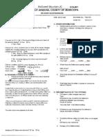 Daniel Davitt court documents