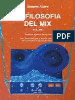 Filosofia Del Mix_ Per i Trienni Dei Corsi - Simone Faliva