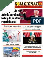 Unidad Nacional 31 de Octubre de 2019