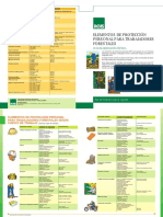 PVR EPP Para Forestales