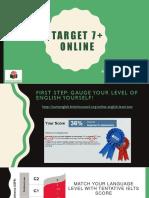 Target 7+ Online