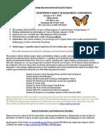 2020 79th PNWIMC Annual Conference Announcement