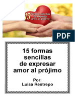 eBook-15 Formas Sencillas de Expresar Amor Al Prójimo