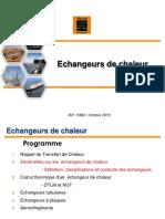 2_Généralités Echangeurs de Chaleur