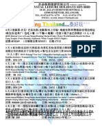 Latest Itinerary Thailand 30102010-02new Eng