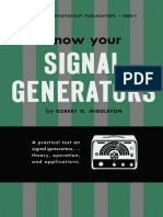Know Your Signal Generators - Robert G. Middleton