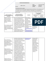 Ejemplo de Microplanificación Con Adaptación Curricular